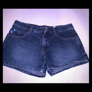 Vintage Delia's juniors denim shorts